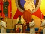 Proclamación del Evangelio.