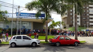 Que fácil es comprar pañales en Venezuela